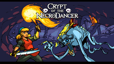 Crypt of the Necrodancer available on Steam