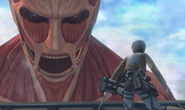 Attack on Titan: Humanity in Chains for Nintendo 3DS