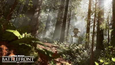 Star Wars Battlefront - AT-ST