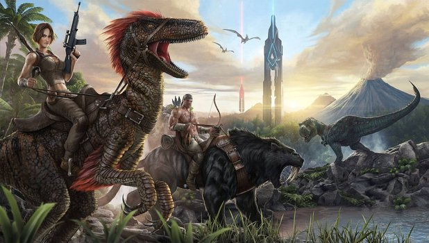 ARK: Survival Evolved - Feature