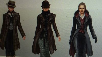 Assassins Creed Syndicate Female Character