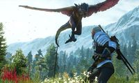 Article_list_the_witcher_3_wilg_hunt_geralt_fighting_monster