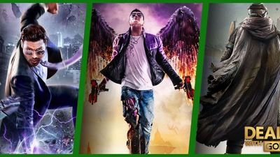 Xbox Deals with Gold - Saints Row, Gears of War, Destiny