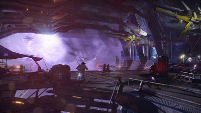 Destiny - House of Wolves - The Reef
