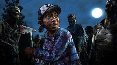 The Walking Dead's Clementine