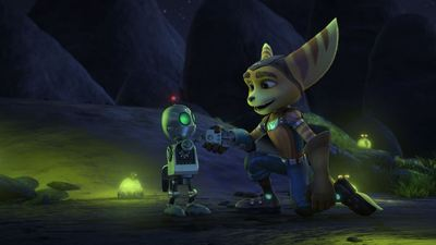 Ratchet & Clank on PS4