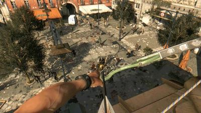 Dying Light The Bozak Horde - Compound Hunting Bow