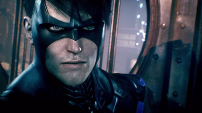 Batman: Arkham Knight - Knightwing