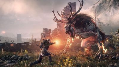 Witcher 3 Wild Hunt gameplay