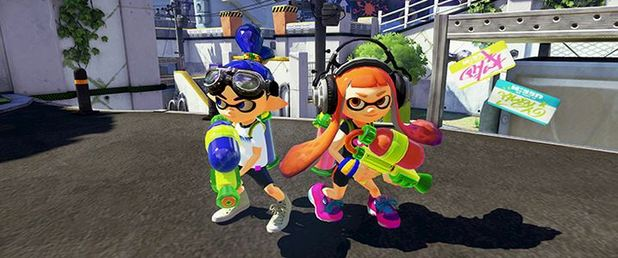 Splatoon - Feature