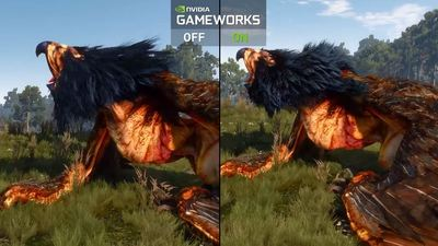 nvidia gameworks the witcher 3: wild hunt