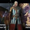 The Witcher 3: Wild Hunt DLC - Temerian Armor Set and Beard and Hairstyle Set