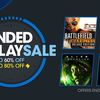 PSN Extended Play Sale