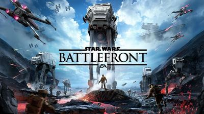 Star Wars Battlefront on Sullust
