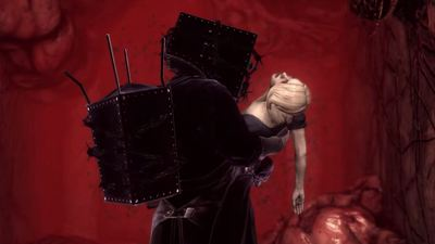 The Evil Within The Keeper - The Executioner DLC