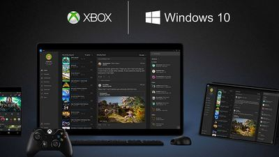 Xbox One Windows 10 Microsoft