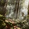 Star Wars Battlefront AT-ST on Endor