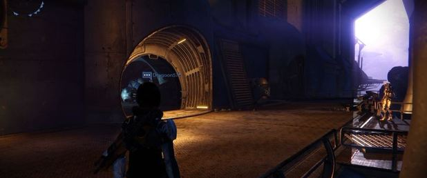 Destiny Xur Location - House of Wolves The Reef