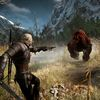 The Witcher 3 Wild Hunt Geralt Combat Bear