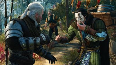 the witcher 3 wild hunt geralt fistfight