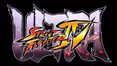 ultra street fighter 4 title