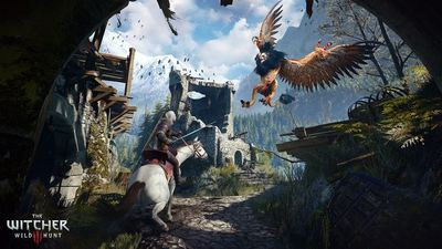 The Witcher 3: Wild Hunt patched on PS4, with Xbox One coming soon