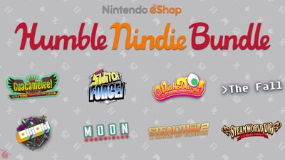 Humble 'Nindie' Bundie is packed with 3DS and Wii U games