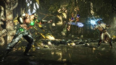 Mortal Kombat X delayed again for Xbox 360 and PS3
