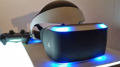 Sony's Project Morpheus VR headset to release in first half of 2016