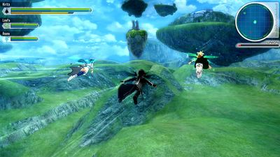 Sword Art Online: Lost Song coming to the US this Fall