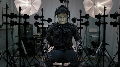 Here's who Andy Serkis will be playing in Star Wars: The Force Awakens