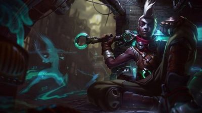 New League of Legends champ Ekko now available