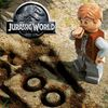 LEGO Jurassic World Giant Footprint