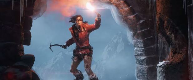 New Rise of the Tomb Raider trailer debuts ahead of E3