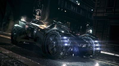 Latest Batman: Arkham Knight video goes behind the wheel of the Batmobile