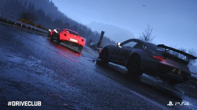 Driveclub patch to make PS Plus Edition possible for release