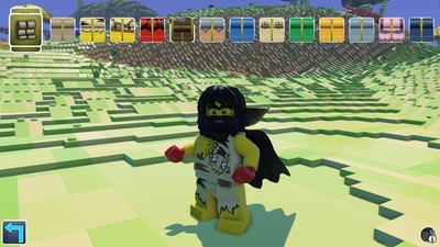 LEGO Worlds now on Steam Early Access
