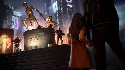 XCOM 2 announced, coming this November