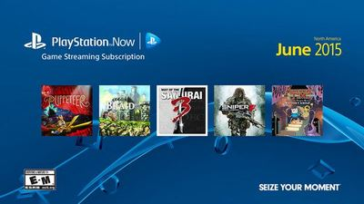 PS Now subscription library now has over 125 titles
