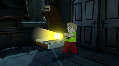 LEGO Dimensions will keep you building and rebuilding, with good purpose