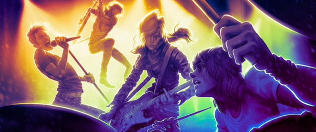 Rock Band 4 - Feature