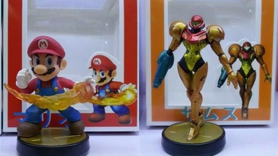 Counterfeit Amiibos appear on the market