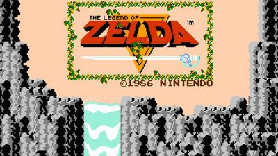 The Legend of Zelda not accepted into The World Video Game Hall of Fame