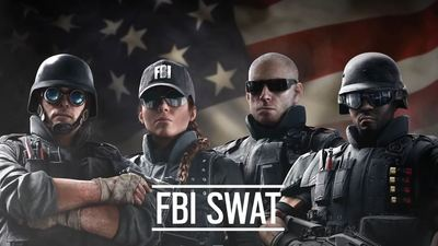 Rainbow Six Siege trailer shows off elite FBI SWAT
