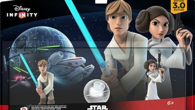 Check out new screenshots from Disney Infinity 3.0's Rise Against the Empire