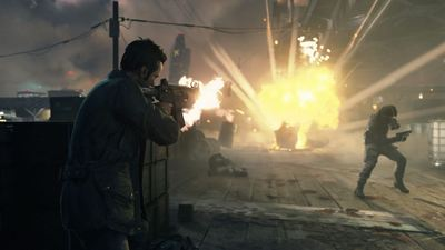 Quantum Break listed for Spring 2016 release