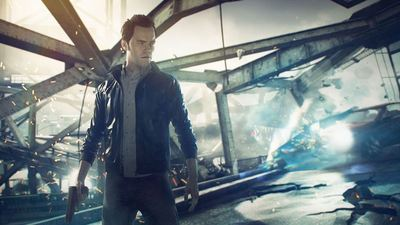 Quantum Break will not be at E3 2015
