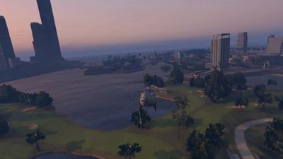 A mod bringing Vice City to GTA 5 on PC is in the works