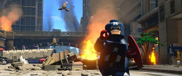 LEGO Marvel's Avengers - Feature