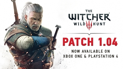 The Witcher 3: Wild Hunt patch 1.04 out now on Xbox One